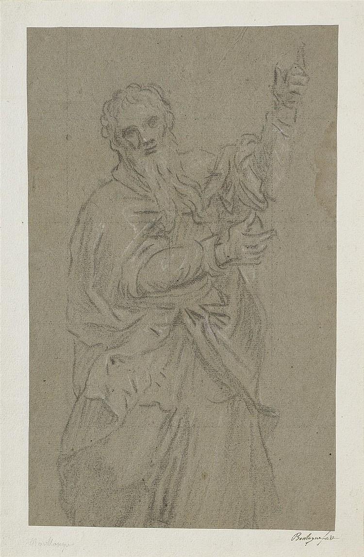 Bon BOULLOGNE (Paris 1649-1717)