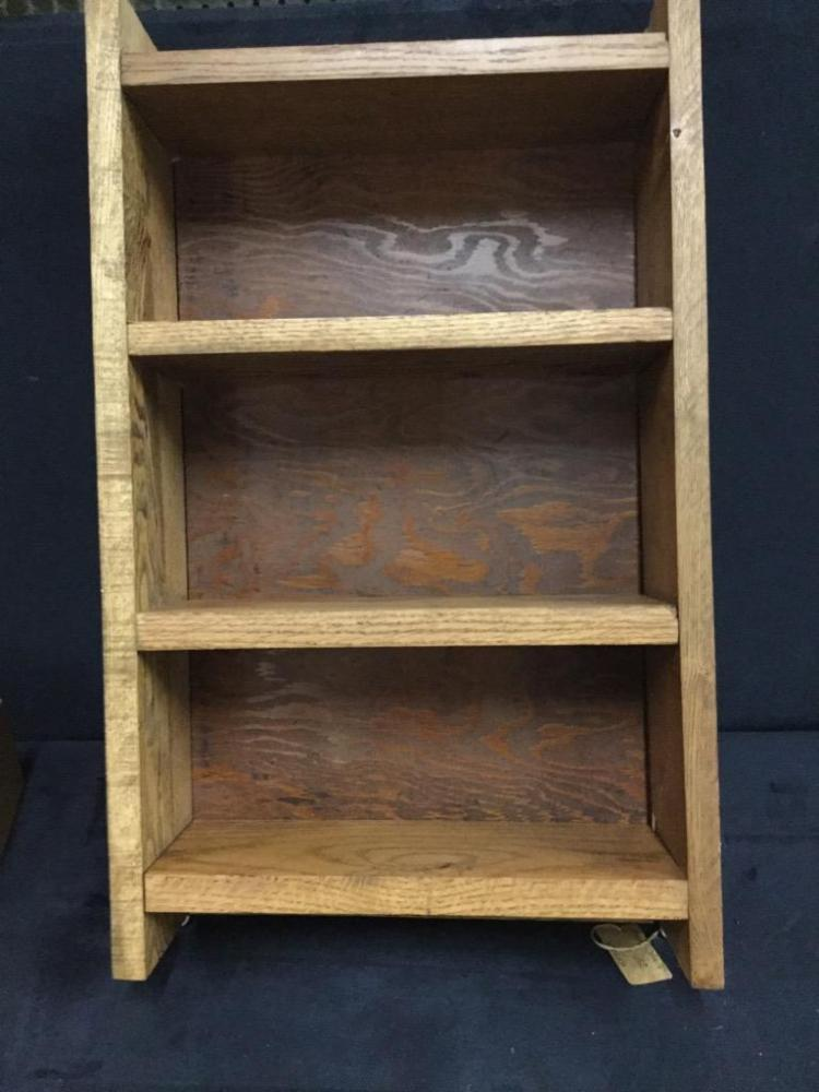 Set Of Four Rustic Shelves And Drawer Nice Set