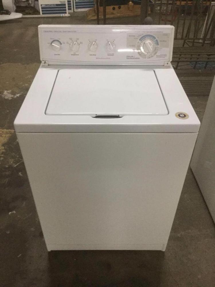 Kitchen Aid Washer Models