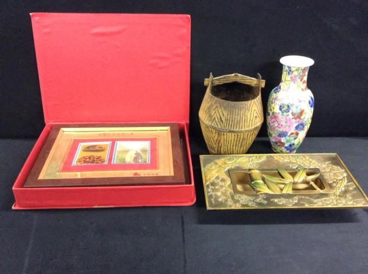 5 Asian And Asian Inspired Collectable 39 S Including A Polishe