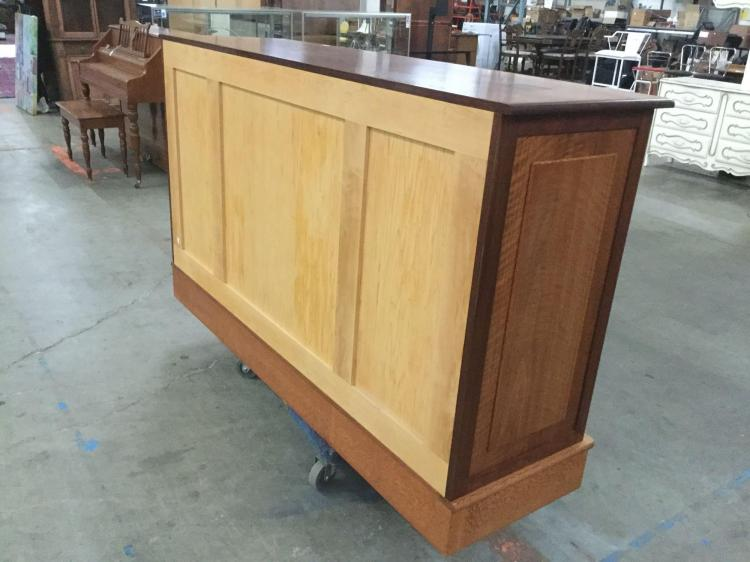 Absolutely stunning handcrafted 4 door 2 drawer cherrywood s for Furniture 4 a lot less