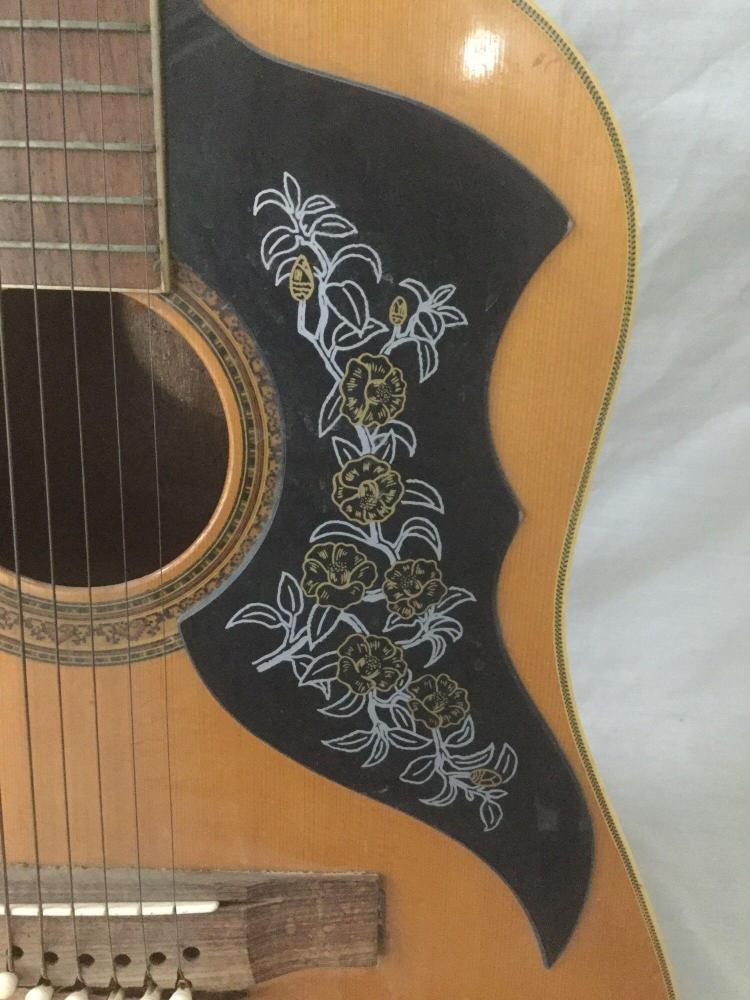 Kawai Acoustic Guitar Kw 100 And An Antique Stradivarius Ann