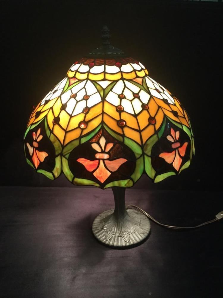 A glynda turley hand blown and hand painted stained glass la for Glynda turley painting