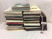 Large collection of approximately 150 classical records including box sets, Haydn, Schubert, etc