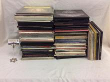 Nice collection of approximately 150 classical records including box sets: Mozart, Mahler, etc