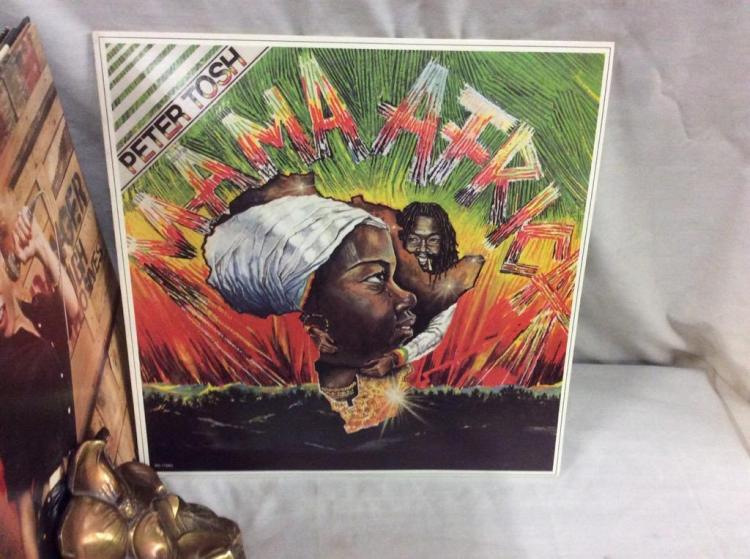 Approximately 60 classic rock albums peter tosh bob seger for Classic house albums