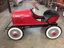 model T style #3 pedal race car