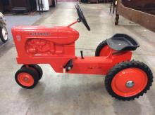 A Allis Chalmers WD45 pedal tractor