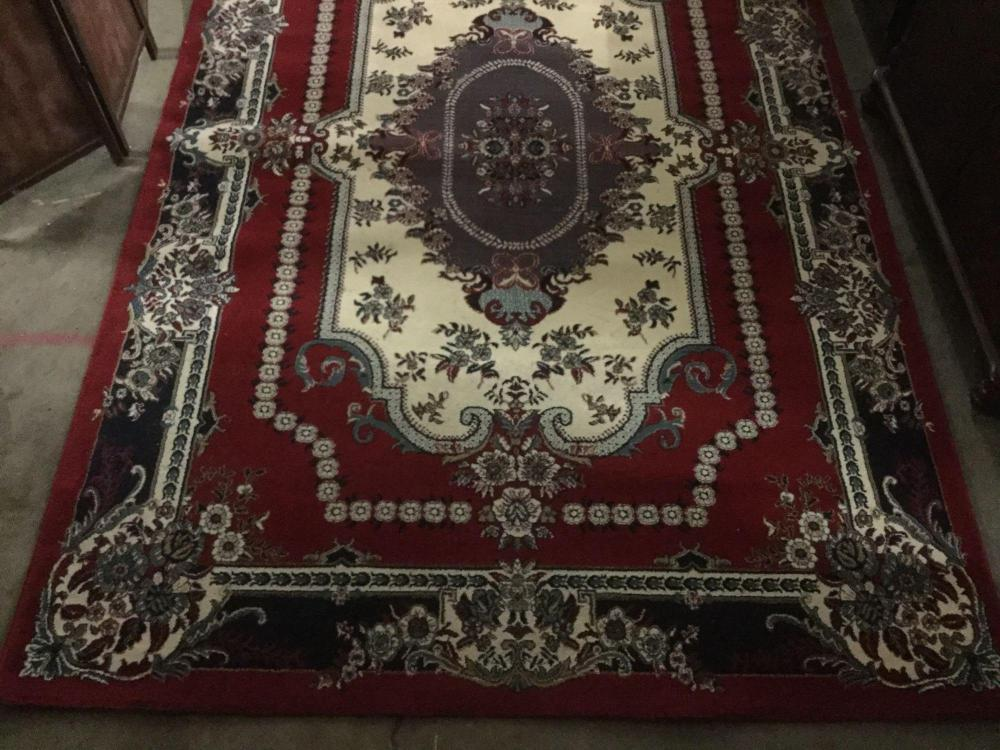 Beautiful Ozden Wool Carpet Made In Turkey See Pics
