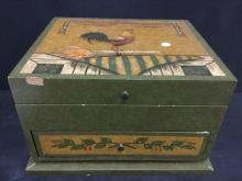 Custom made diplay box for pistols And ammo