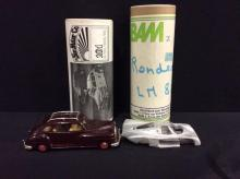 Sun Motor Company 101 Desoto suburban Sedan and a Bam Le Mans 1980 Rondeau