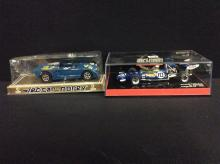 Norev 834 Chevron B23 and a McLaren 1971 Ford M19