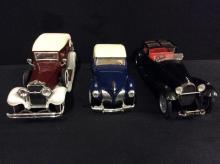 Rio models Lincoln Continental and a Rio models Sotta Fraschini
