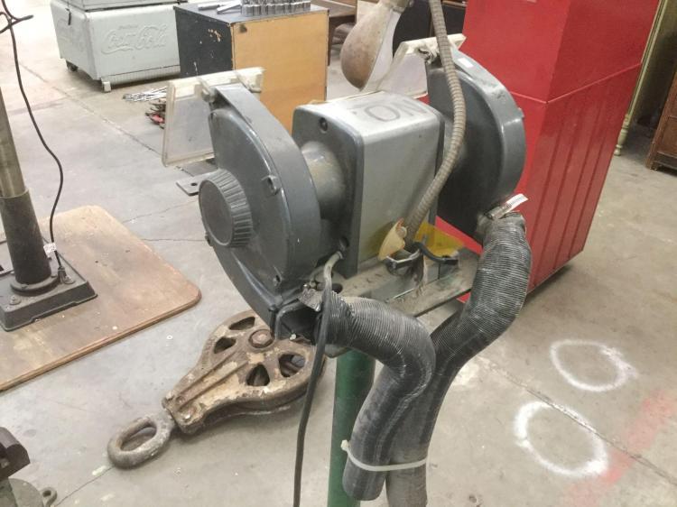 Craftsman Bench Grinder Model 397