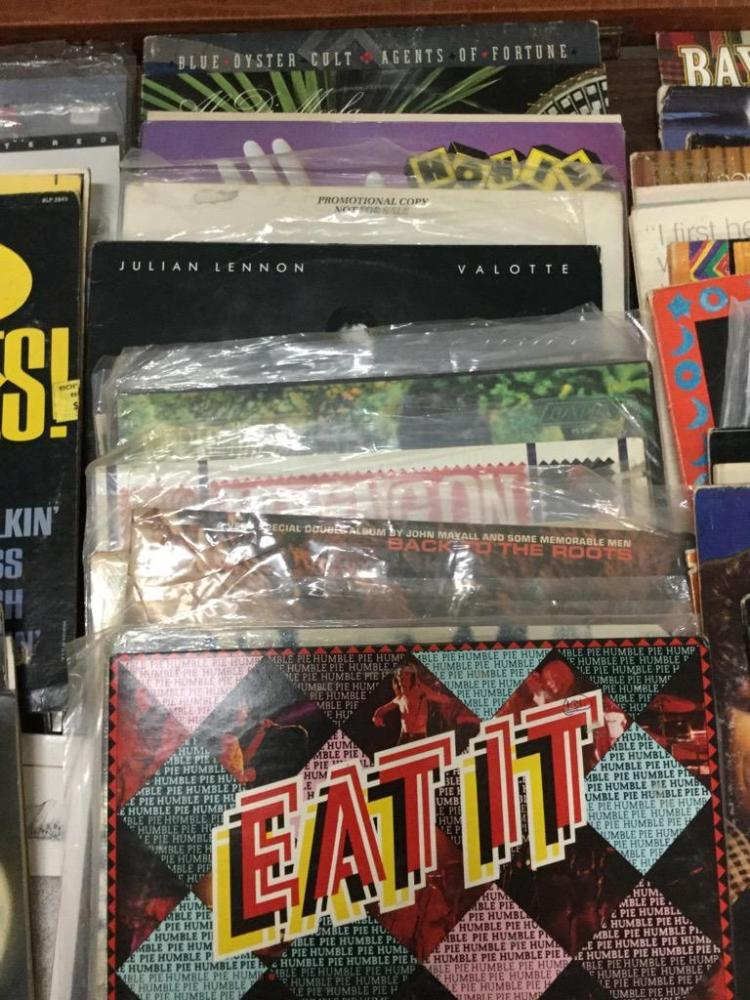 50 mostly classic rock albums all in good condition for Classic house albums