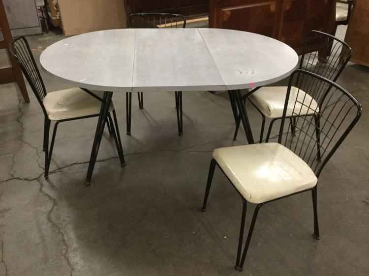 50s Style Dining Set