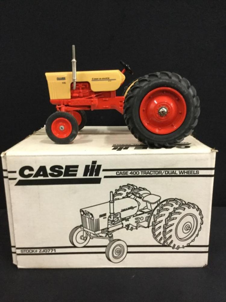 Tractor Dual Tires Handling : Case dual wheel tractor scale