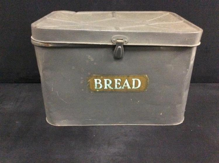 Fantastic Antique Bread Box