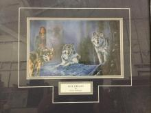 Set of 2 Native American Prints