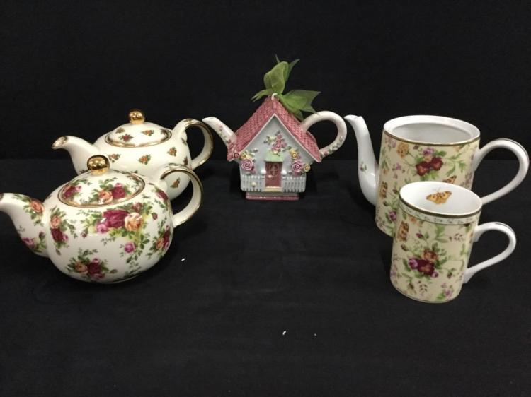 Royal Albert Classic III Old Country Roses Set