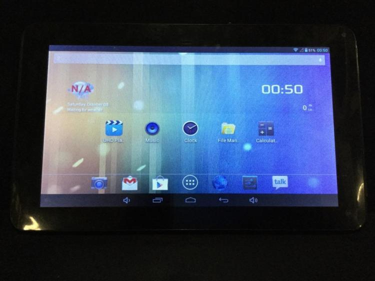 Dual Core tablet PC - 5gb of storage