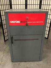 Lot 55: Genie Beast garage trash compactor, model GTC-1, tested and working
