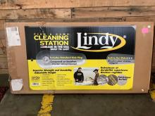 Lot 59: Lindy - Fish and Game Cleaning Station in open box, appears unused