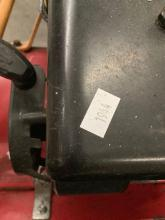 Lot 57: Briggs and Stratton - 3HP/ McLane 7-blade lawn mower for fine and low cut - tested as is