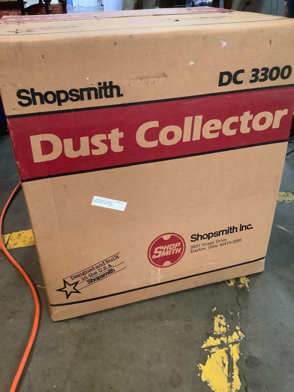 Lot 101: Shop Smith Mark V Home Workshop System model no. 510 w/ scroll saw, bandsaw, sanders etc