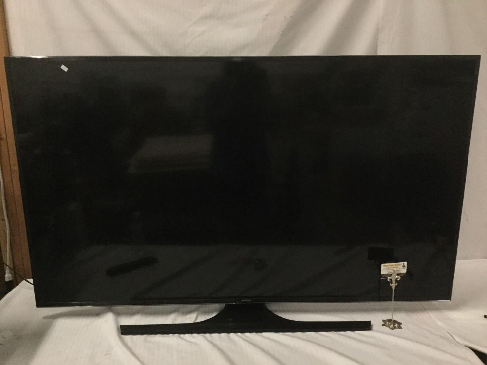 "Samsung 65"" Class JU650D 4K UHD Smart TV. Tested and working"