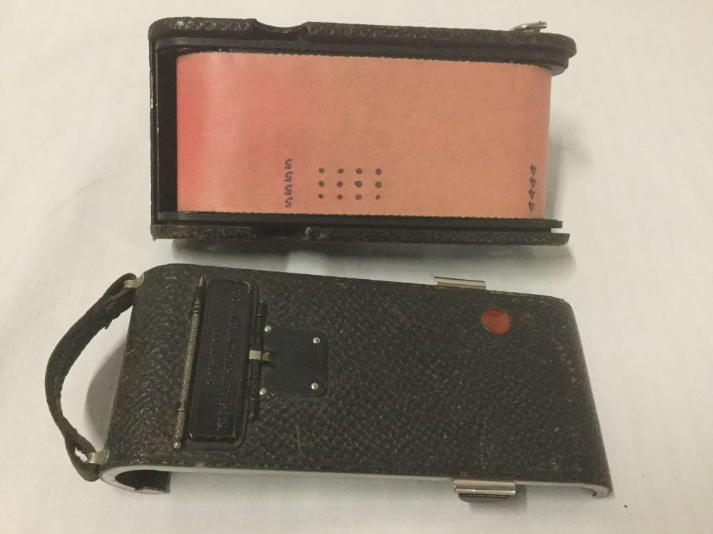 Lot 190: Kodak A-116 folding camera - untested