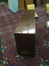 Lot 339: Grundig Majestic Stereo Console SO 191 U1. record player lights up & spins, but the tuner is not