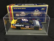 Revell Collection 1:43 scale model 1998 Lowe's Chevrolet Monte Carlo Mike Skinner #31