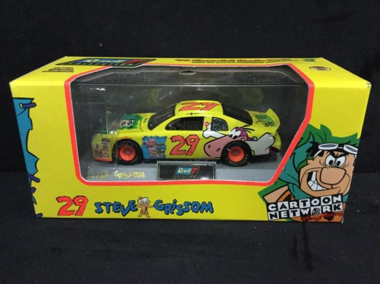 Revell Collection 1:43 scale model #29 Steve Grisom