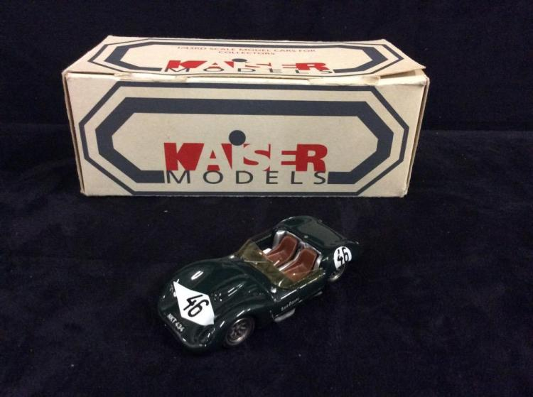 Kaiser Models 1960 Le Mans LCLA-Climax Mk1 in box