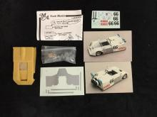 M.A. Scale models Chaparral 2J model kit in box
