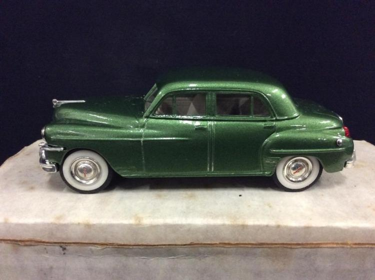 1949 Desoto custom from Alloy Forms