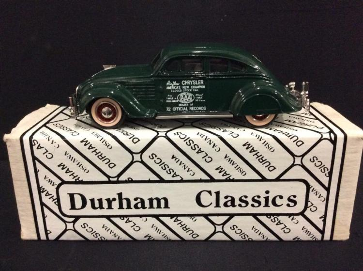 Durham Classics 1934 Chrysler Airflow 2-door Coupe in Box
