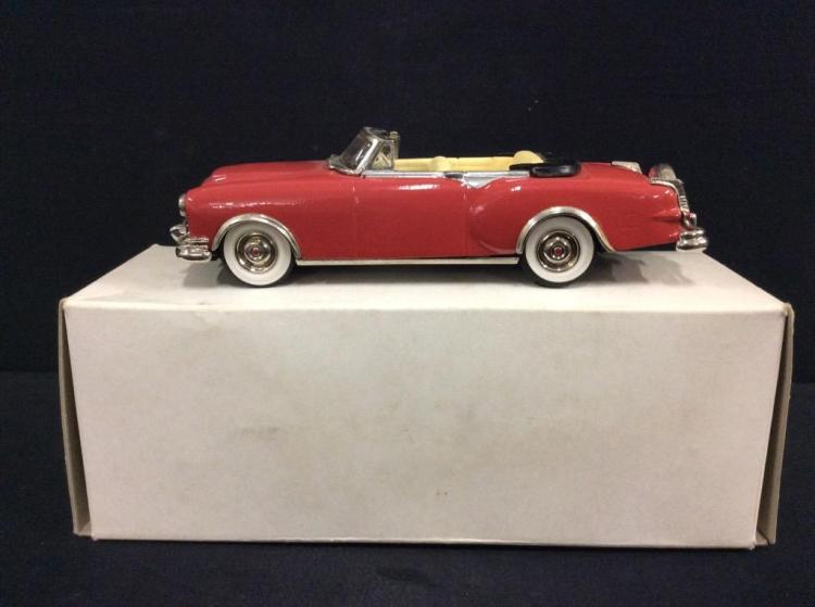 A 1953 cadillac die-cast car