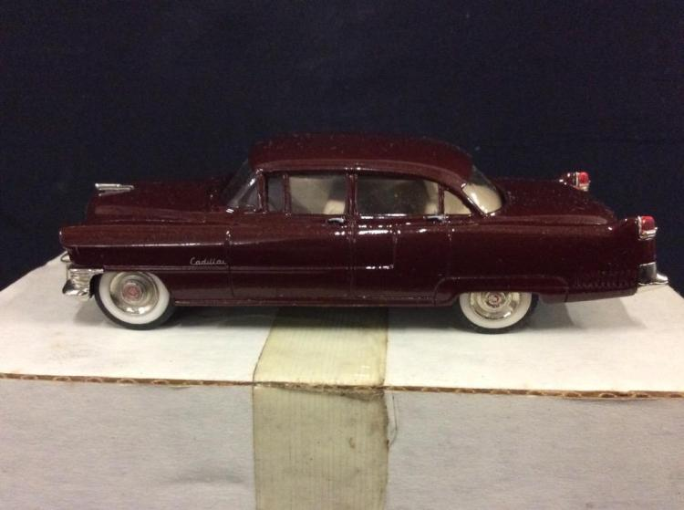 Motor City USA 1955 Cadillac Fleetwood 4-door in box