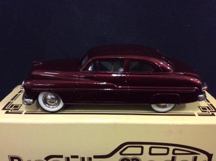 Brooklin Models 1949 Monarch Coupe in box