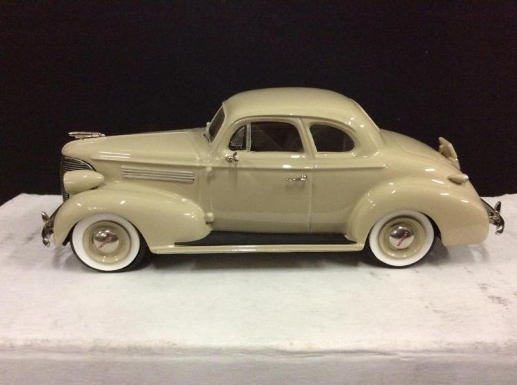 USA Models 1939 Chevrolet in box.