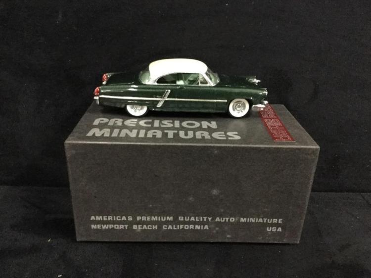 Precision Miniatures 1953 Lincoln Capri Hardtop in box