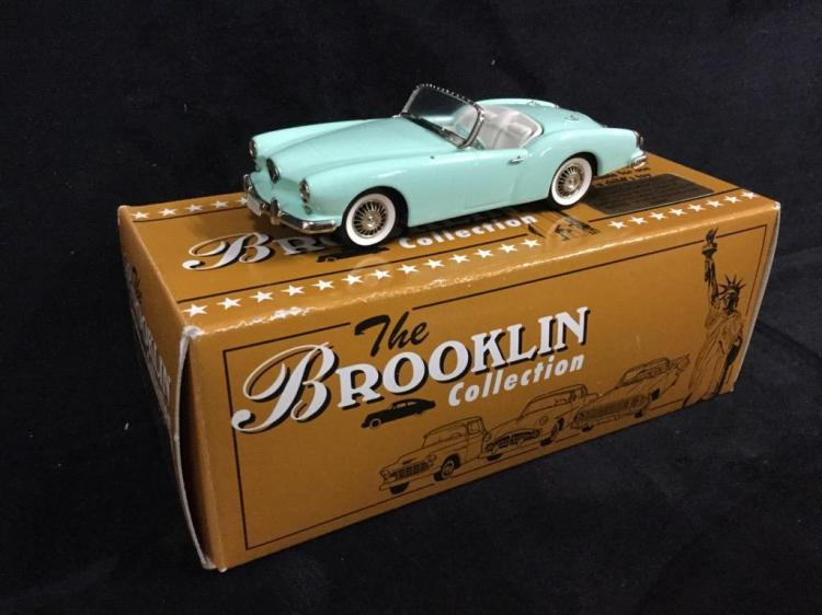 The Brooklin Collection 1954 Kaiser Darrin in box