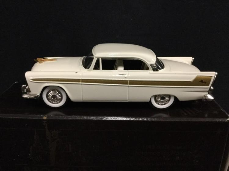 Brooklin Collection 1956 Plymouth Fuy in box
