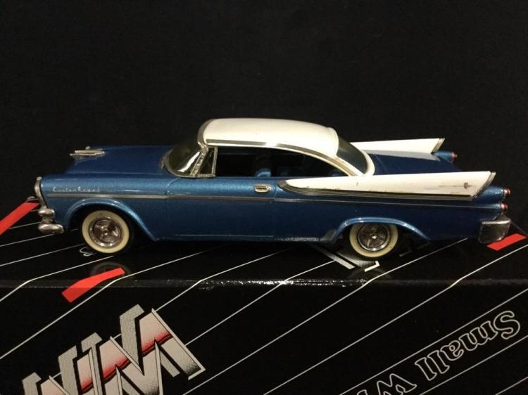 Western Models 1957 Dodge Custom Royal Lancer in box