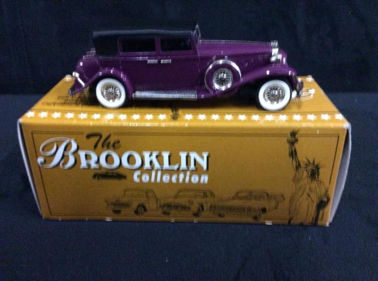The Brooklin Collection Marmon Sixteen 4-door Convertible Sedan in box
