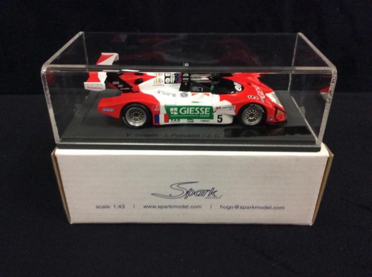 Spark Le Mans 1998 F333 SP model car in box