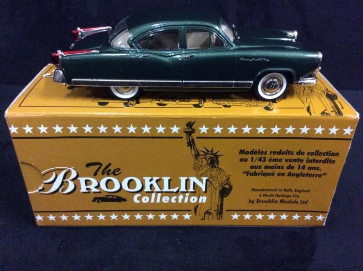The Brooklin Collection 1954 Kaiser Manhatten 4-door model in box