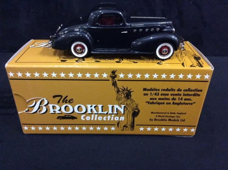 The Brooklin Collection 1934 La Salle 350 Coupe in box